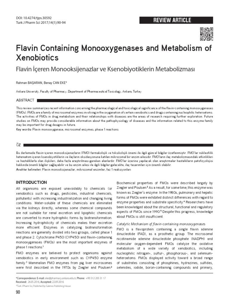 90-94 | Cytochrome P450 | Molecular Biology