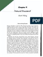 Pelling - Natural Disasters