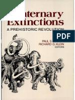 Paul S Martin Prehistoric Overkill the Global Model