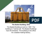The Basket Building Poster