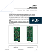 STM8A-Discovery User Manual