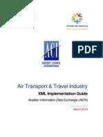 Aidx XML Imp Guide v16.1