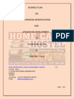 Business Plan - Home Care Hostel Project Merged File