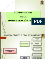 Gerencia y Administración Pública Primera Parte