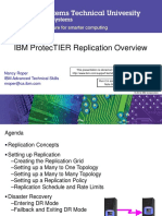 IBM ProtecTIER Replication - V1a - For Techdocs