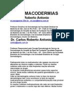 Artigo Farmacodermias