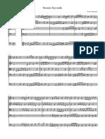 Bernardi 1613 2 Sonata Seconda