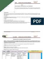 Taller 1 - Programa, Plan y Lista de Verificación HSQ