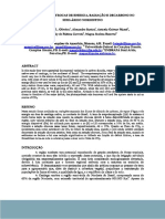 Análises Das Trocas de Energia, Radiação e de Carbono No Semi-árido Nordestino