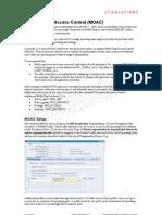 R12 Multi-Org Access Control