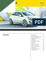 Manual Opel Corsa