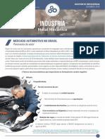 Mercado Automotivo No Brasil