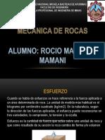 Trabajo 1 mecanica de rocas Rocio Machaca.pptx