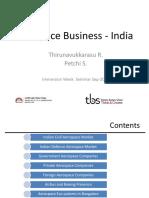 India Aerospace
