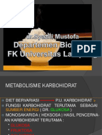 METABOLISME-Karbohidrat