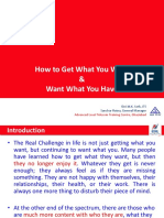 How to Get What u Want (2)