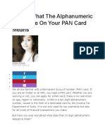This Is What The Alphanumeric Sequence On Your PAN Card Means.docx