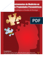 Instrumentos de Medición Psicológica