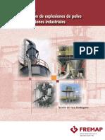 Prevencion y Protección de Explosiones de Polvo en Instalaciones Industriales_Fremap