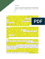 3 Formalismo y Estructuralismo