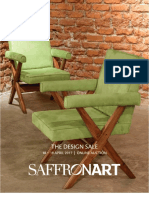 Saffronart Design Sale April 2017