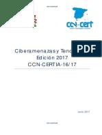 CCN-CERT-IA 16-17 Ciberamenazas y Tendencias 2017 (1)