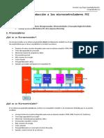 P00 Introduccion a Los Microcontroladores PIC
