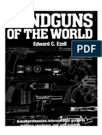 Handguns of the World - EC Ezell 1981