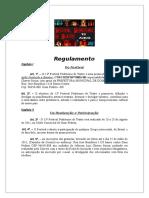 Regulamento Presidente Prudente