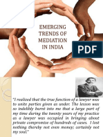 Emerging Trends in Mediation 1 (1)