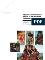 Indigenous and Traditional Peoples of the World and Ecoregion Conservation