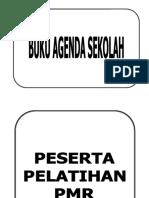 Cover Buku Agenda Sekolah