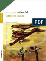 La Construccion Del Camino Lector Laura Devetach