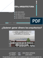 Presentación 2017 - Inversion y Arquitectura