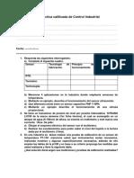 Ejercicios resueltos de Control Industrial ESCADA - Dennis Gomez