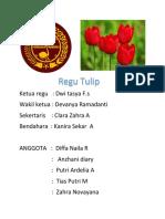 Ketua Regu Tulip