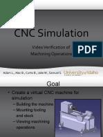 Lathe Simulation