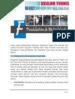 ustek-Penyusunan Master Plan Drainase dan Sanitasi Perkotaan Kabupaten Minahasa Utara.doc