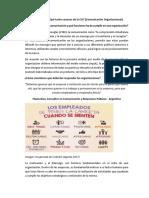 Diplomado Com organizacional Politécnico superior de Colombia SEMANA 1