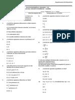 Guia de Matemática Evaluada