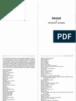Ñaque o de piojos y actores - José Sanchis Sinisterra.pdf