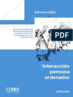 Interaccion Persona Ordenador