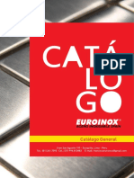 Catalogo General Euroinox