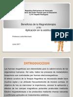 Diapositivas Exposicion Campos Magneticos