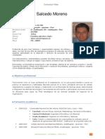 Curriculum Dario C. Salcedo Moreno