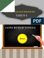Slaid Powerpoint Jahitan