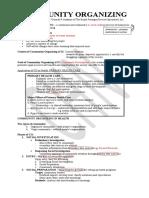 26022388 Community Organizing (Autosaved)