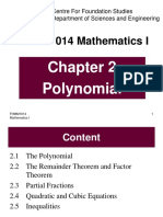 FHMM1014 Chapter 2 Polynomial.ppt