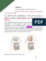 Condensadores Con Dieléctrico
