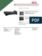 Φύλλο Προδιαγραφών Tg340 El-gr